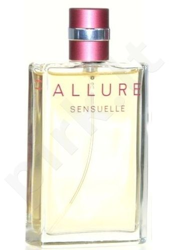 Chanel Allure Sensuelle, kvapusis vanduo (EDP) moterims, 50 ml