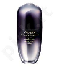 Shiseido FUTURE Solution LX Superior Radiance serumas, kosmetika moterims, 30ml