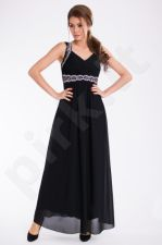 PINK BOOM suknelė - juoda 9602-1