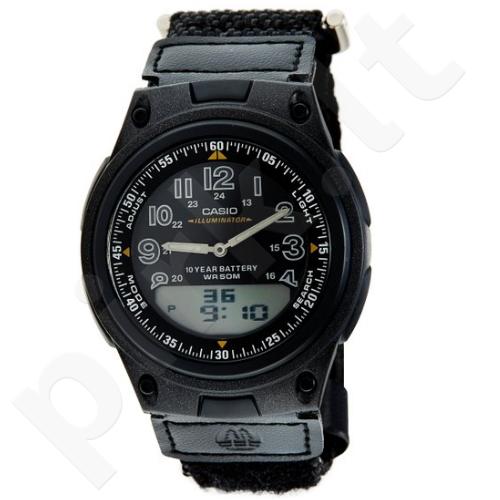 Vaikiškas laikrodis Casio AW-80V-1BVEF
