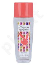 Playboy Generation For Her, dezodorantas moterims, 75ml