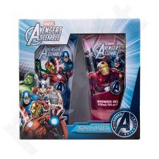 Marvel Avengers Assemble rinkinys vaikams, (dušo želė 150 ml +šampūnas 150 ml)