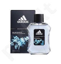 Adidas Ice Dive, tualetinis vanduo (EDT) vyrams, 50 ml