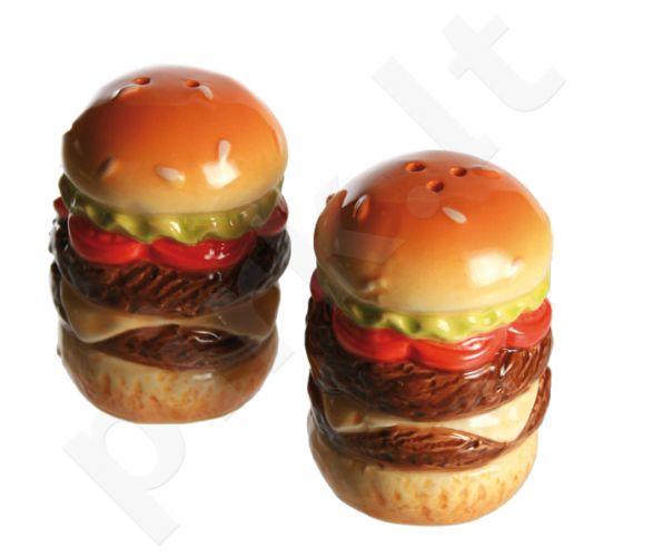 """Druskinė ir pipirinė """"Hamburgeriai"""""""