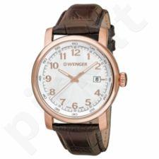 Vyriškas laikrodis WENGER URBAN CLASSIC PVD 01.1041.118
