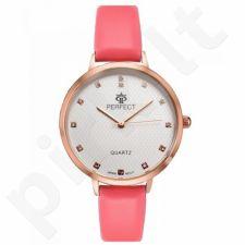 Moteriškas laikrodis PERFECT B7249-RG001