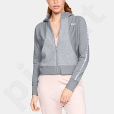 Bliuzonas  Under Armour TB Ottoman Fleece FZ WM W 1321182-035
