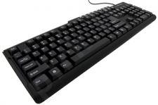 Klaviatūra Esperanza EK102 USB | 8 Multimedia klavišai
