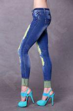 Džinsinės kelnės 4415-1