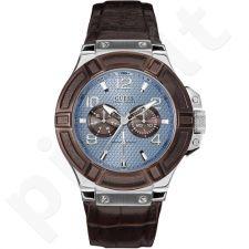 Guess Rigor W0040G10 vyriškas laikrodis