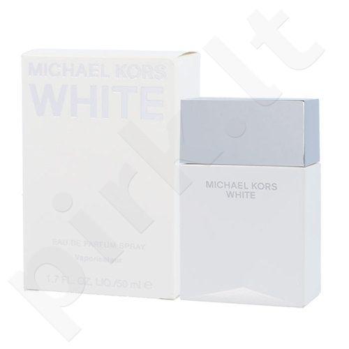 Michael Kors Michael Kors White, EDP moterims, 50ml