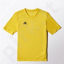 Marškinėliai futbolui Adidas Core Training Tee Junior S22403