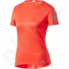 Marškinėliai bėgimui  Adidas Response Short Sleeve Tee W BP7460