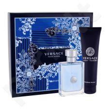Versace Pour Homme rinkinys vyrams, (EDT 100 ml + dušo želė 150 ml)