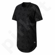 Marškinėliai adidas Tactics Tee Black W BP7050