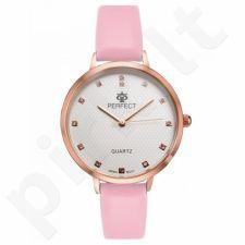 Moteriškas laikrodis PERFECT B7249-RG002