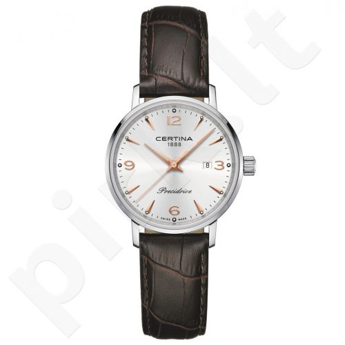 Moteriškas laikrodis Certina C035.210.16.037.01
