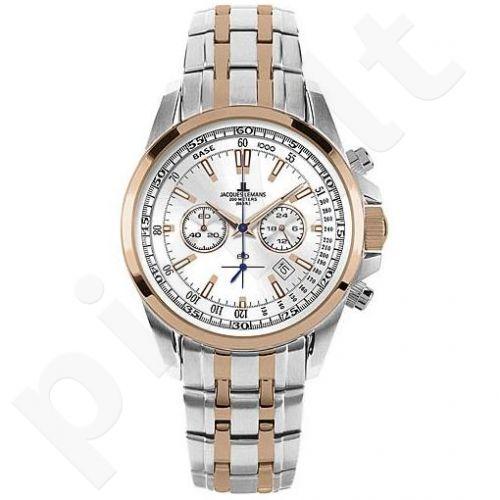 Vyriškas laikrodis JACQUES LEMANS 1-1117PN