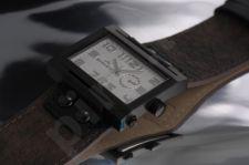 Universalus laikrodis BISSET Tramelan BS25B51 MB WH BR