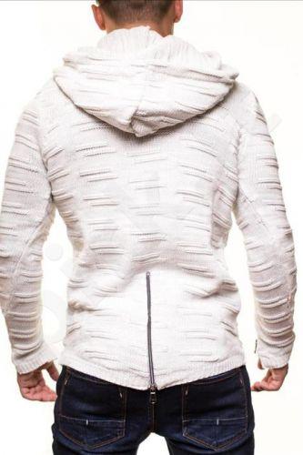 Megztinis vyrams CRSM - baltas 9500-1
