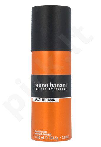 Bruno Banani Absolute Man, dezodorantas vyrams, 150ml