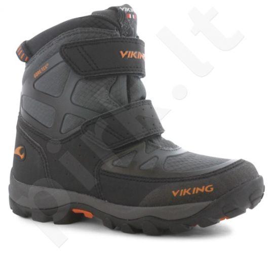 Žieminiai auliniai batai vaikams VIKING KJETIL VELCRO GTX (3-84280-7763)
