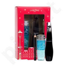 Lancome kosmetikos rinkinys moterims, (blakstienų tušas Grandiose 10 ml + akių makiažo valiklis 30 ml + akių kontūrų pieštukas Mini Crayon Khol 0,7 g Black) , (01 Noir Mirifique)
