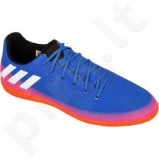 Futbolo bateliai Adidas  Messi 16.3 IN Jr BB5652