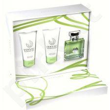 Versace (EDT 50 ml + 50 ml kūno losjonas + 50 ml dušo želė) Versense, rinkinys moterims