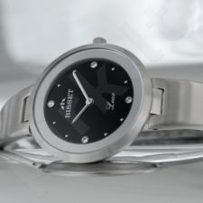 Moteriškas laikrodis BISSET BSBD32SIBX03BX