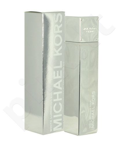 Michael Kors White Luminous Gold, EDP moterims, 30ml