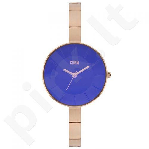 Moteriškas laikrodis STORM AZEERA RG-BLUE