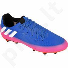 Futbolo bateliai Adidas  Messi 16.3 FG Jr BA9147