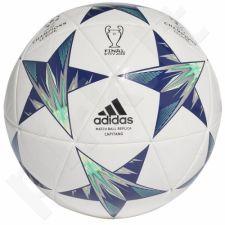 Futbolo kamuolys adidas Champions League Finale 18 Kiev Capitano CF1198