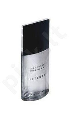 Issey Miyake L`Eau D`Issey Intense, tualetinis vanduo (EDT) vyrams, 125 ml (Testeris)