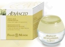 Frais Monde Advanced AntiAge Expression AntiWrinkle kremas, kosmetika moterims, 30ml