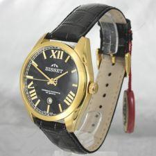 Vyriškas laikrodis BISSET Totenchout Steel BS25C15 MG BK BK