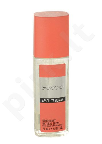 Bruno Banani Absolute Woman, dezodorantas moterims, 75ml