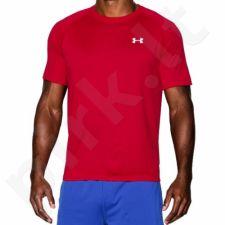 Marškinėliai treniruotėms Under Armour Tech Shortsleeve New M 1228539-600
