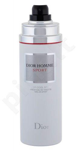 Christian Dior Dior Homme Sport, Very Cool Spray, tualetinis vanduo vyrams, 100ml, (Testeris)