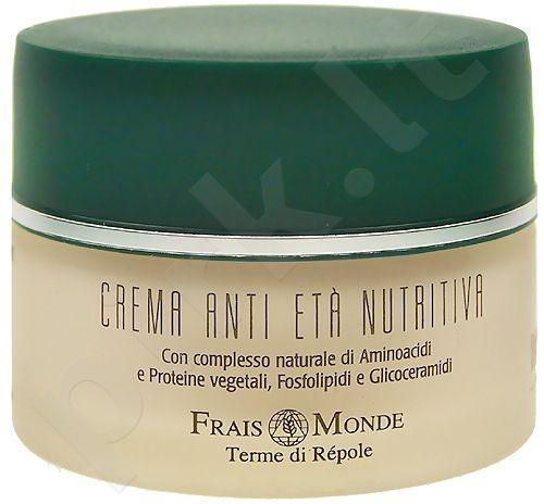 Frais Monde Brutia Nutritive Anti Ageing kremas, kosmetika vyrams, 50ml