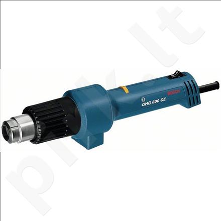 Bosch GHG 600 CE Techninis fenas/2000W/100-600°C/50°C/350 - 550 l/min./0.6kg