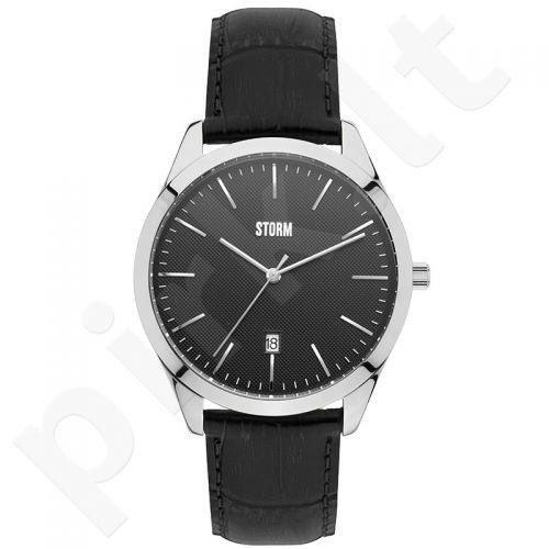 Vyriškas laikrodis STORM ORTUS BLACK