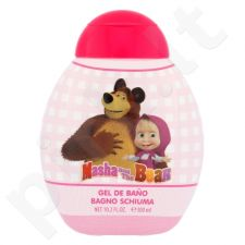 Disney Masha and The Bear, dušo želė vaikams, 300ml