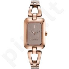 Esprit ES108512003 Narelle Rose Gold moteriškas laikrodis