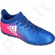 Futbolo bateliai Adidas  X 16.3 TF Jr BB5714