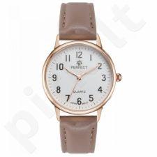 Moteriškas laikrodis PERFECT B7326-RG001