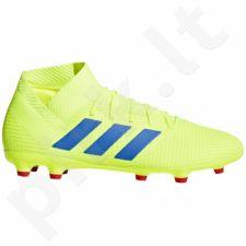 Futbolo bateliai Adidas  Nemeziz 18.3 FG M BB9438