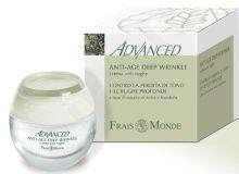 Frais Monde Advanced AntiAge Deep Wrinkle kremas, kosmetika moterims, 50ml