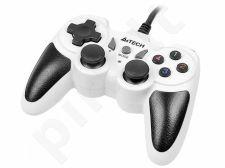 Žaidimų valdiklis A4Tech X7-T4 Snow USB/PS2/PS3